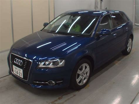Reimport Audi A3 by Buy Import Audi A3 2010 To Kenya From Japan Auction