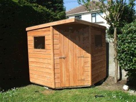 Corner Sheds For Sale by Timber Garden Sheds For Sale Dublin Wicklow