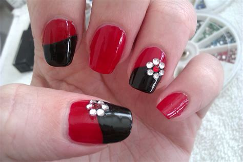 nail art tutorial wikihow flower nail art tutorial and pictures