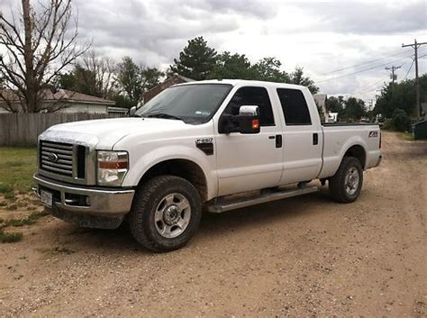 repair anti lock braking 2010 ford f250 seat position control sell used 2010 ford f 250 super duty xlt crew cab pickup 4 door 6 4l in spearman texas united