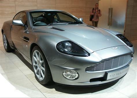 2004 Aston Martin by 2004 Aston Martin V12 Vanquish Pictures Cargurus