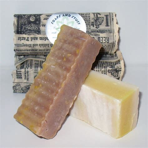 Michigan Handmade Soap - all handmade soap in macintosh apple and coconut