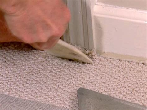 How To Install Wall To Wall Carpet How Tos Diy