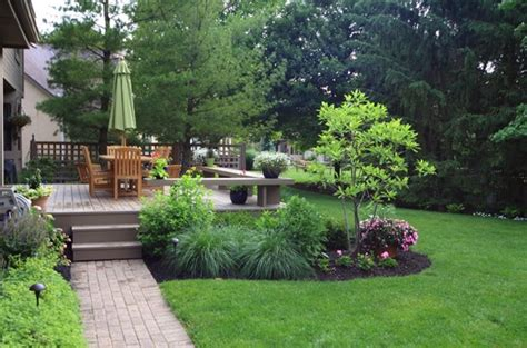 deck landscaping design ideas remodel deck design hilliard oh photo gallery landscaping