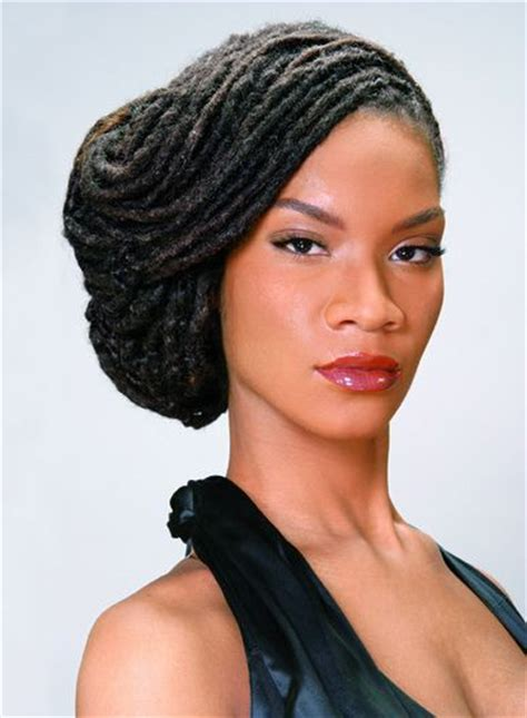 dreadlock swoop hairstyles 2014 17 best images about loc hairstyle ideas on pinterest