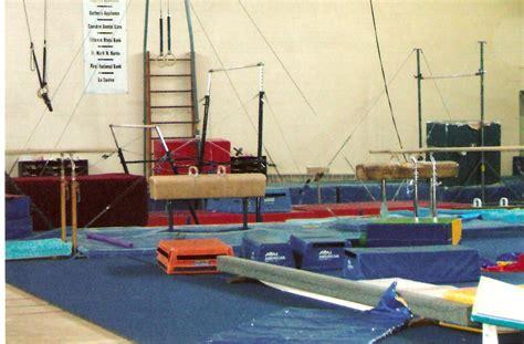 gymnastics room camden county psa facility
