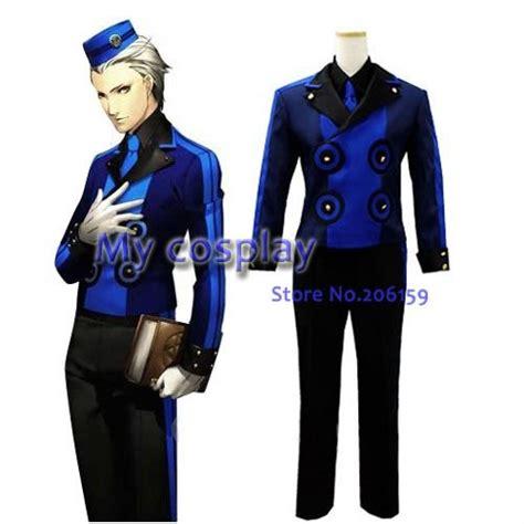 Jaket Rompi Anime Rikudo 1 persona 3 teodoa s jaket suit kits costume costume for japanese anime