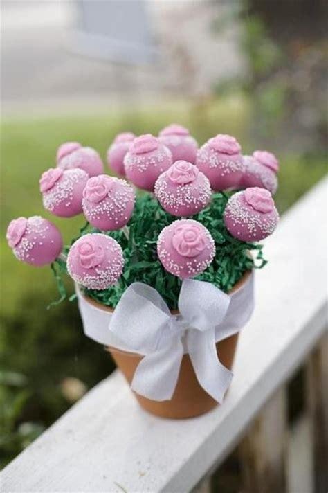 ideas  cake pop centerpiece  pinterest cake pop bouquet paris candy table