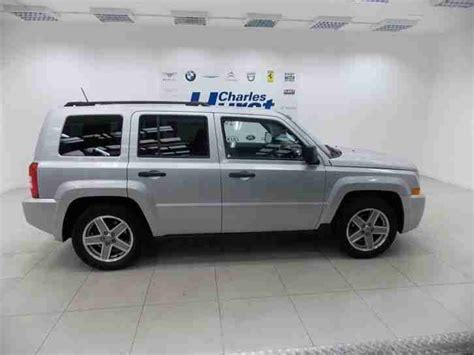 old car manuals online 2008 jeep patriot electronic toll collection jeep 2008 patriot 2 4 sport 5dr petrol silver manual car for sale