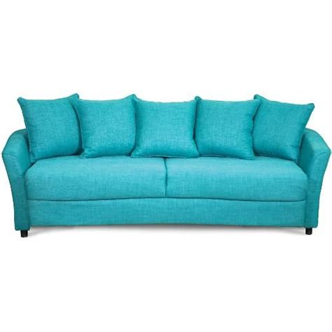 94 Quot Turquoise Upholstered Sofa Sleeper Love Rc Willey