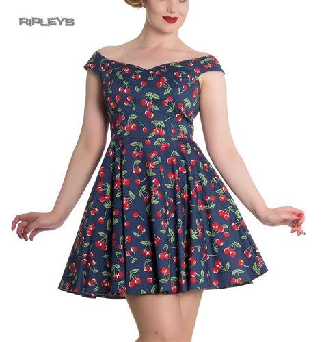49100 Bunny Mini Dress Hodie hell bunny 50s rockabilly retro pin up mini dress april cherry blue all sizes