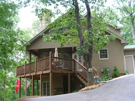 Cabin Rentals In Dahlonega Ga by Vacationrentals411 Dahlonega Mountain Cabin