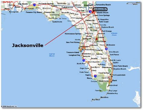 maps jacksonville florida jacksonville map of fl forever within the numbered pages
