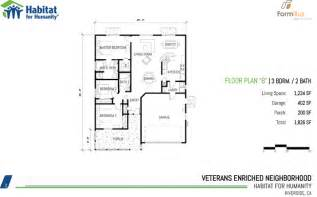 habitat house plans veterans habitat for humanity riverside