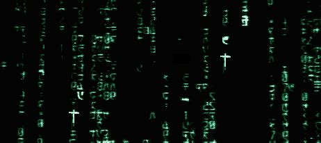 gif animate dei films matrix