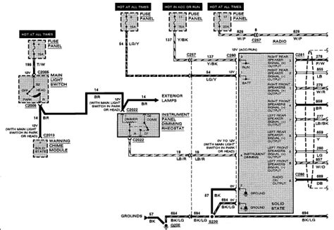 wiring diagram panasonic cq c1333u car radio get free