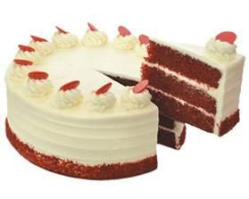 red velvet cake la rocca creative cakes
