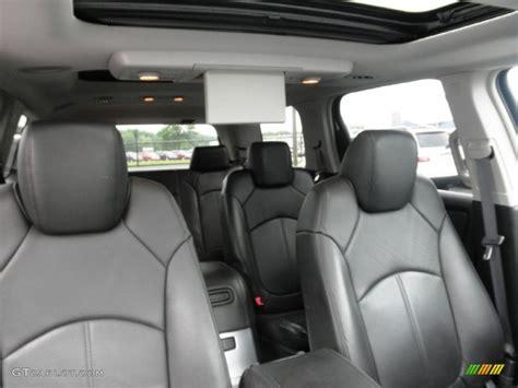 interior 2009 gmc acadia slt awd photo 50854489
