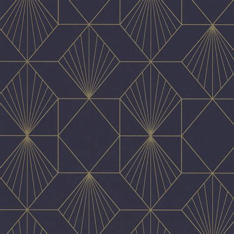 halcyon geometric wallpaper  eijffinger geonature