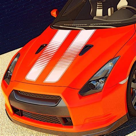 Auto Aufkleber Motorhaube by Auto Aufkleber Motorhauben Rennstreifen Viperstreifen