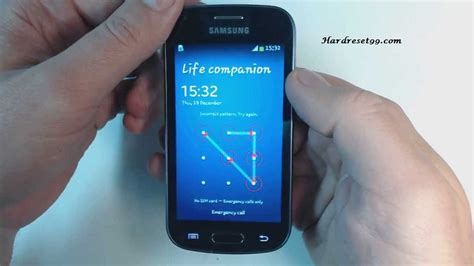 unlock pattern gt s7582 samsung gt s7580 hard reset factory reset and password