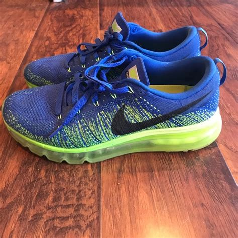 air max fly knits 73 nike other authentic nike air max fly knit