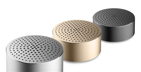 Xiaomi Mini Portable Speaker Bluetooth xiaomi mi portable bluetooth speaker gold specifications photo xiaomi mi