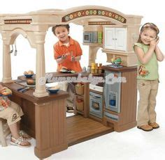 step 2 traditions kitchen step2 play kitchen set on decorative plates