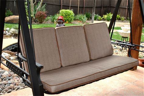 patio swing replacement cushions patios home