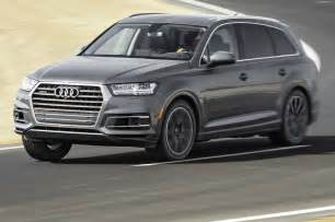 Audi Suv Used Audi Q7 2017 Motor Trend Suv Of The Year Finalist Motor