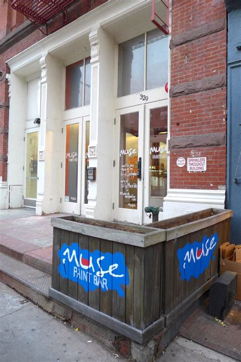 muse paintbar and eatery ct tribeca citizen new kid on the block muse paintbar