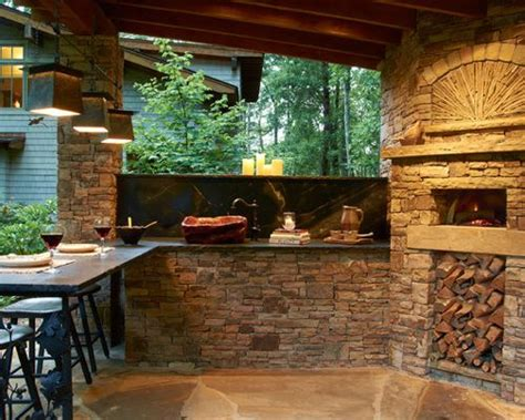 Outdoor Kitchen Pizza Oven Design Outdoor Kitchen Pizza Oven Home Design Ideas Pictures Remodel And Decor