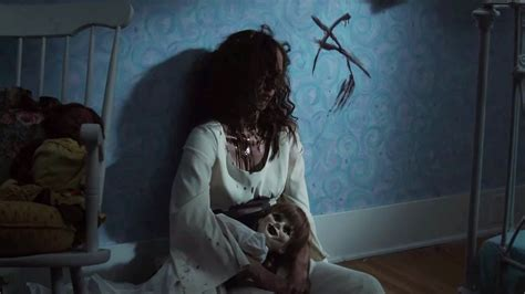 annabelle doll preview annabelle review the horror