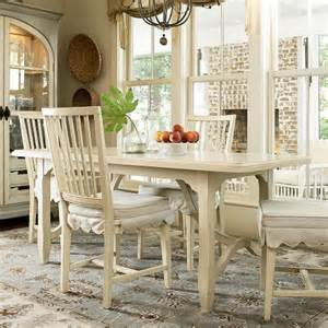 paula deen kitchen furniture paula deen river house kitchen table dining tables at