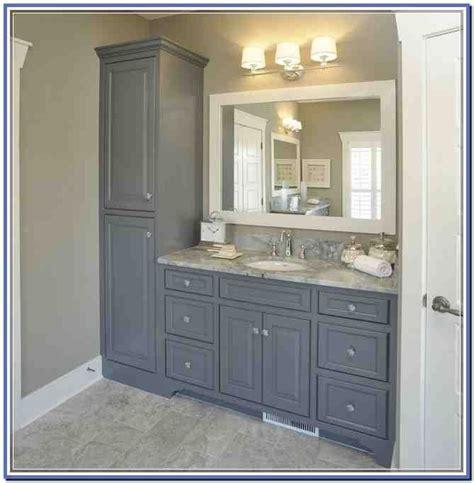 bathroom vanities with storage towers bathroom vanity storage tower awesome bathroom vanities
