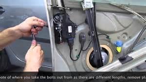 vw golf mk5 central locking repair