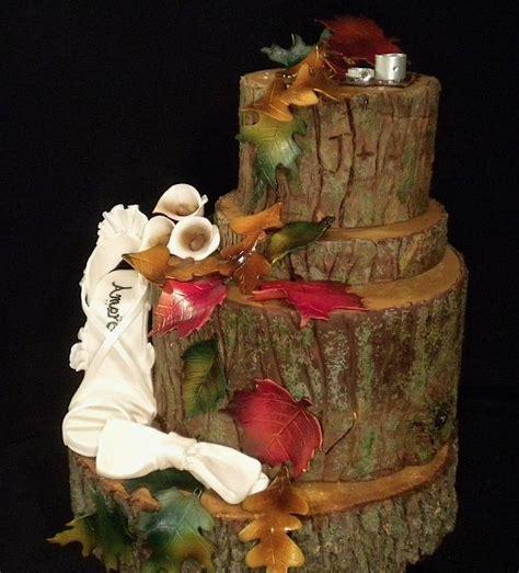 Hochzeitstorte Baum baum kuchen hochzeit idee fondant torte