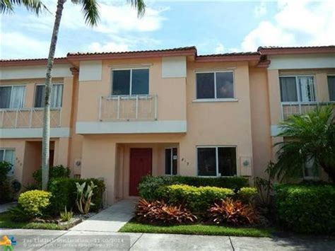 819 nw 208th way pembroke pines florida 33029 foreclosed