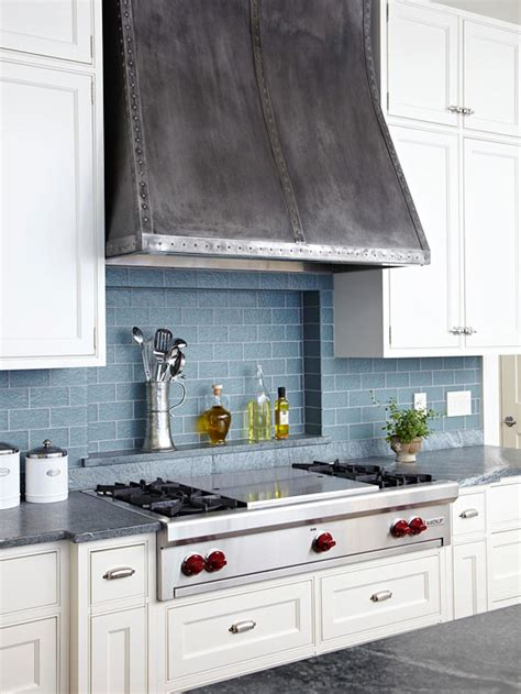Blue Kitchen Tiles Ideas 65 Kitchen Backsplash Tiles Ideas Tile Types And Designs