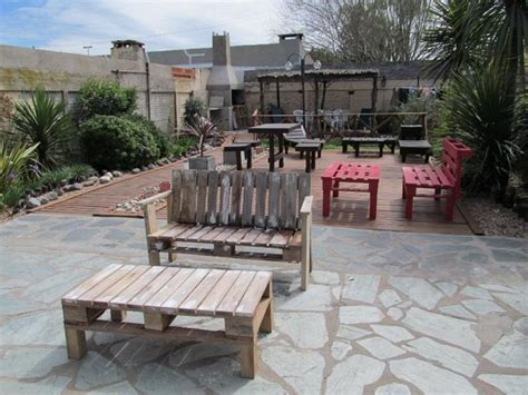 39 Outdoor Pallet Furniture Ideas And Diy Projects For Patio Backyard Furniture Ideas