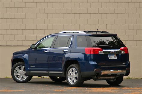 2010 Gmc Reviews by 2010 Gmc Terrain Reviews Pictures And Prices Us News
