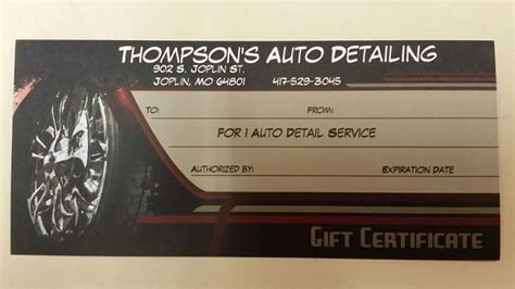 boat repair joplin missouri thompson s auto detailing car wash joplin missouri