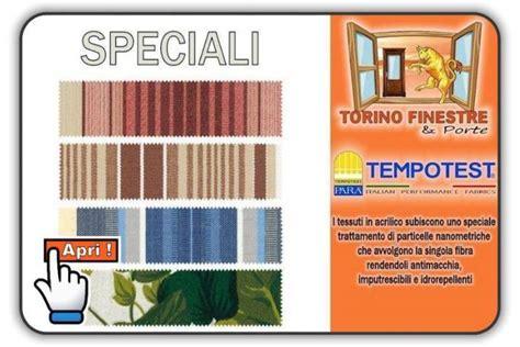tessuto per tende da sole prezzi catalogo tessuti tempotest in acrilico tende da sole torino