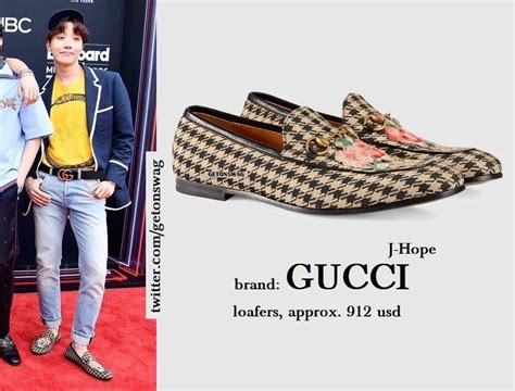 Harga Gucci V Bts daftar harga bts di carpet stage bbmas 2018