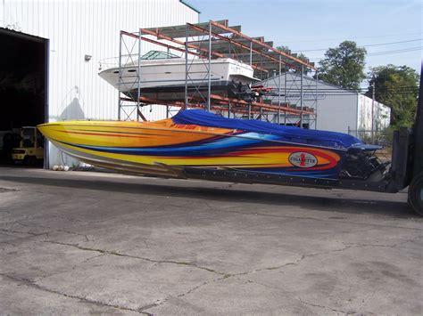 cigarette boat italy 2003 cigarette 38 top gun power boat for sale www