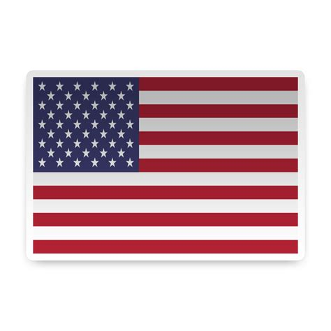 Nautical Wall Stickers left hand american flag sticker flags international
