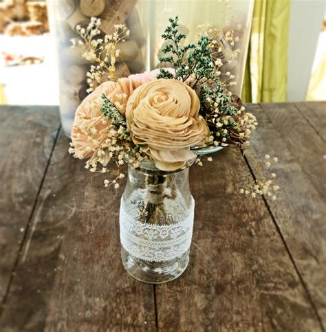 rustic centerpieces for wedding table rustic wedding centerpieces ideal weddings