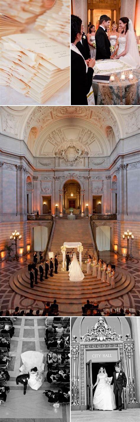 Black Tie Wedding at San Francisco City Hall   Jewish