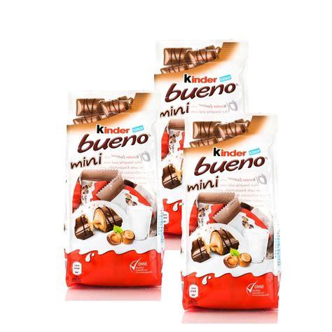 Kinder Bueno Minis Isi 17 kinder bueno chocolate 43g x 30