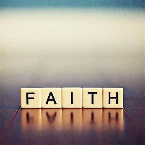 faith the faith the